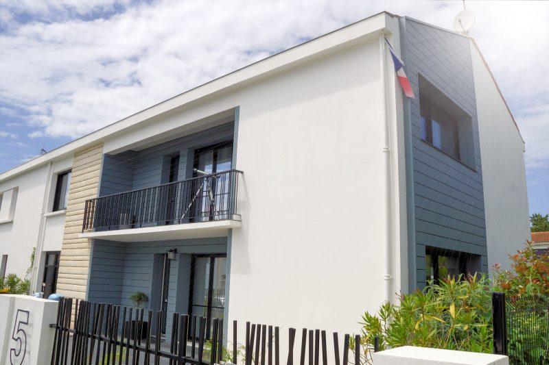 La maison laisse l'architecte en plan