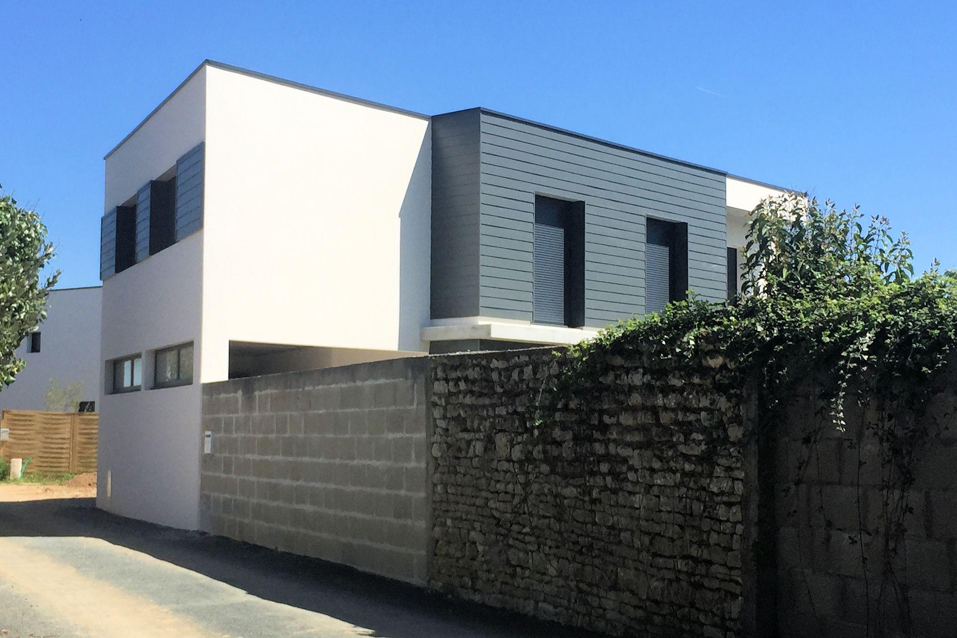 228 maison des paillers alfa architecture for Architecture maison de maitre