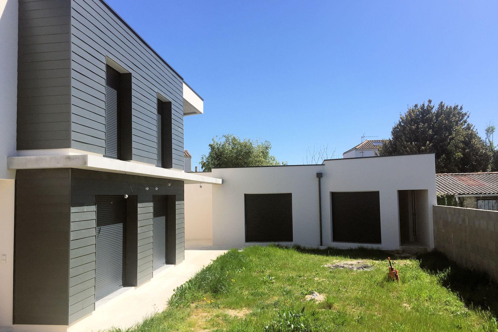 228 maison des paillers alfa architecture. Black Bedroom Furniture Sets. Home Design Ideas