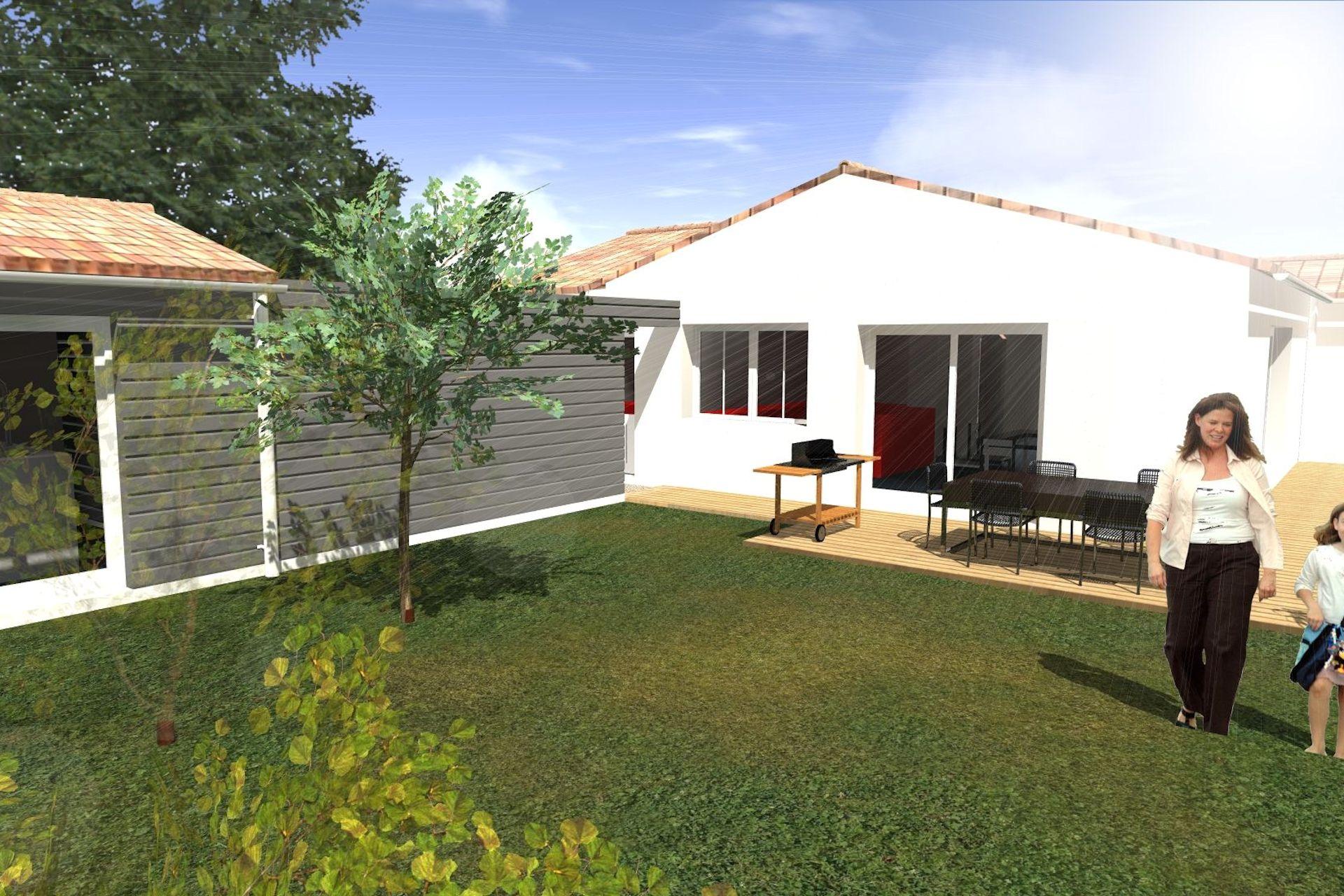 274 maison du bourg alfa architecture for Aavi maison du gps